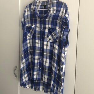Bottom blouse